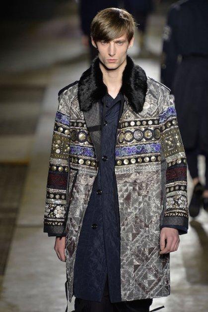 DRIES VAN NOTEN fall 2015 FashionDailyMag sel 11