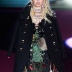 DSquared2 fall 2015 FashionDailyMag sel daphne groeneveld