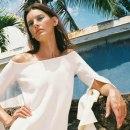 ELLERY all white resort campaign