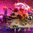 HOLIDAY WINDOWS: barney's #LovePeaceJoyProject