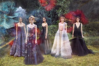 Dior Haute Couture SS17_Group shot © Tierney Gearon for Dior FashionDailyMag