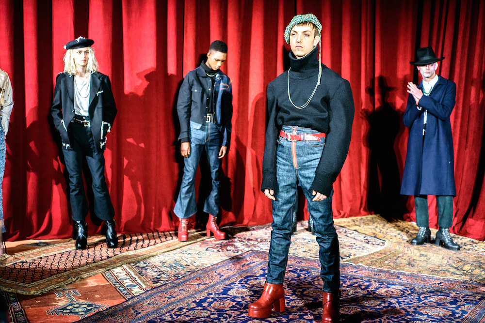 NYFWM kozaburo fashiondailymag