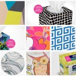 Decorate your life with stylish tissues from Kleenex