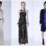Monika Chiang Fall 2013 collection: Birds in flight