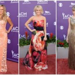 ACM Awards Red Carpet 2013 Fashion Breakdown: Who Wore What