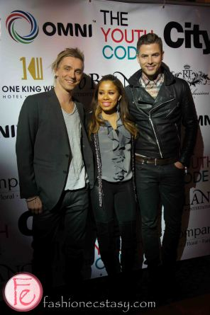 Keshia Chante- The Youth Code National Launch & 1st Annual Fundraiser Show