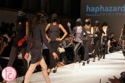 FAT 2013 opening night April 23 Fashion DRAMA- HAPHAZARD