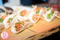FFWD Ad Ball 2014 chicken tacos