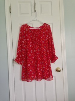 May Find #1: Free People Court Me With Flowers Tunic (Updated)