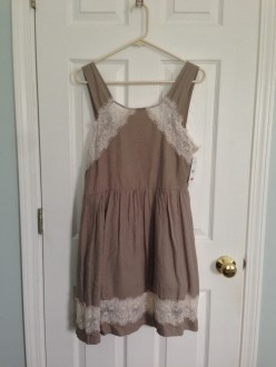 May Find #6: Free People Georgia Lace Dress