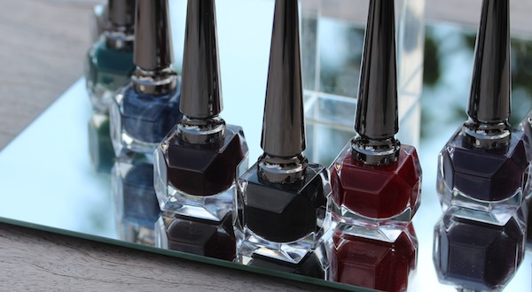 Christian Louboutin Beauté the noirs nail polish colours