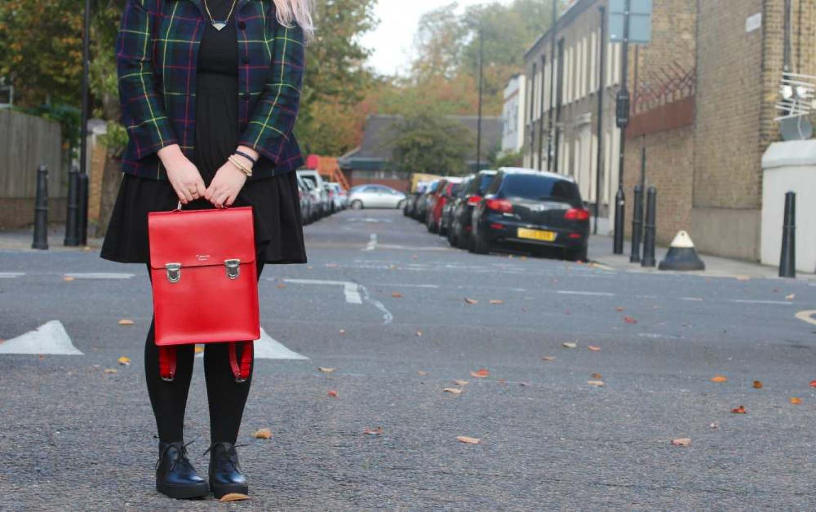 fashion for lunch flemming london bag