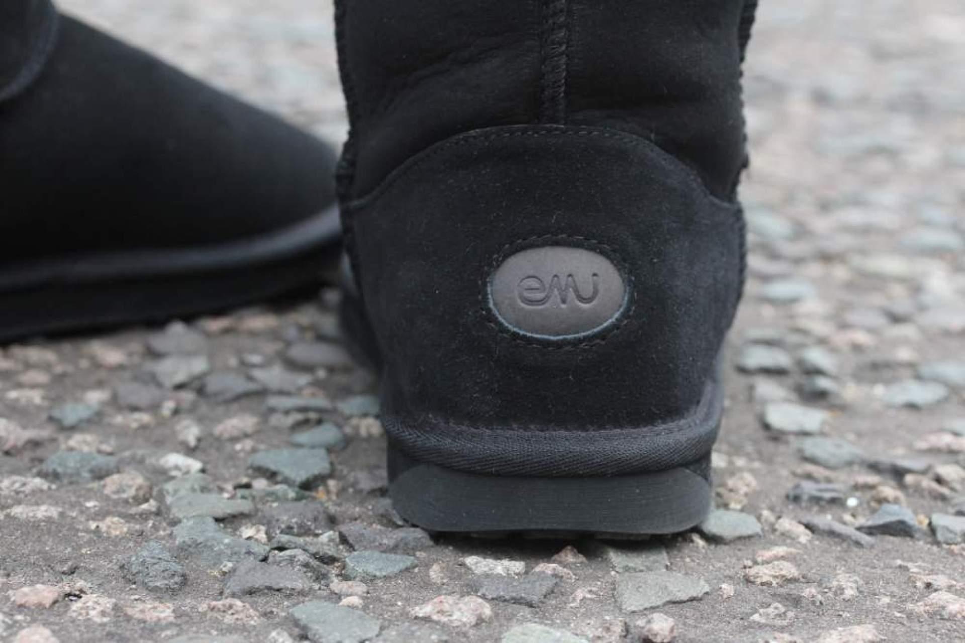 fur boots emu australia
