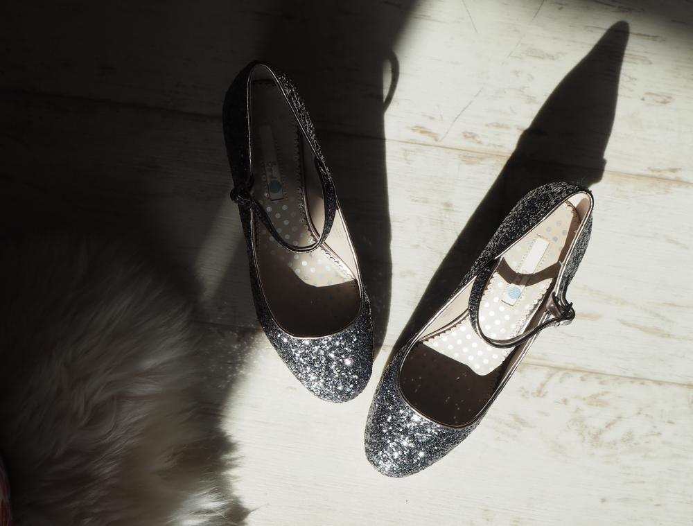 boden clothing shoes glitter mary janes