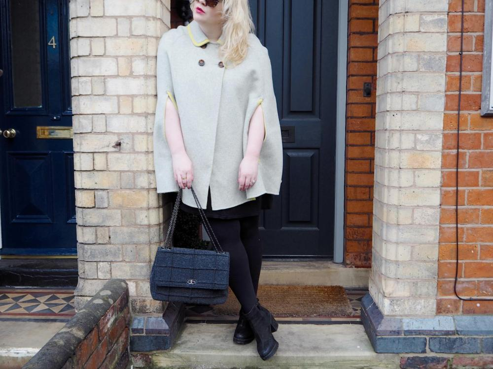 boden charlotte cape beige boden by me