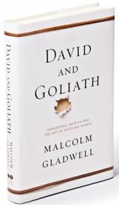 DAVID AND GOLIATH by Malcom Gladwell | Amazon