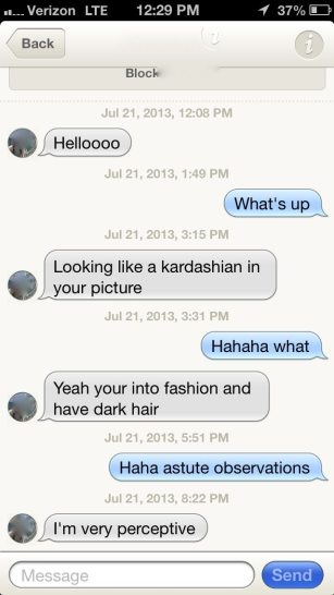 how to see if it is a suoer like tinder