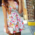 Stalk My Style: Summer Party Garden Dress
