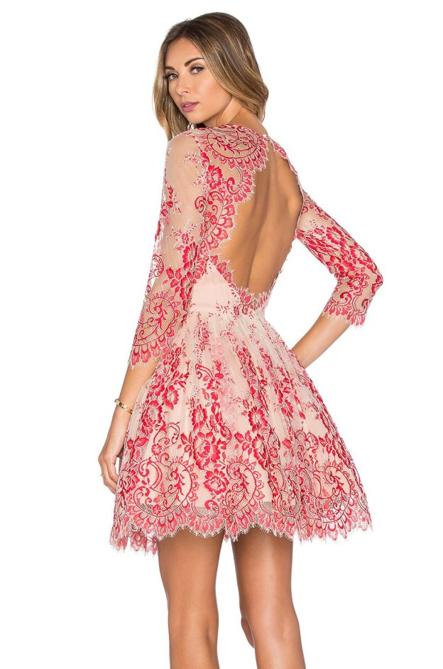 Perfect Dress for Valentine's Day!