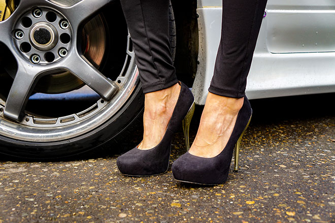 Tips on How and What With To Wear Platform Shoes