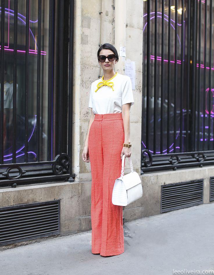 Leila Yavari…Paris