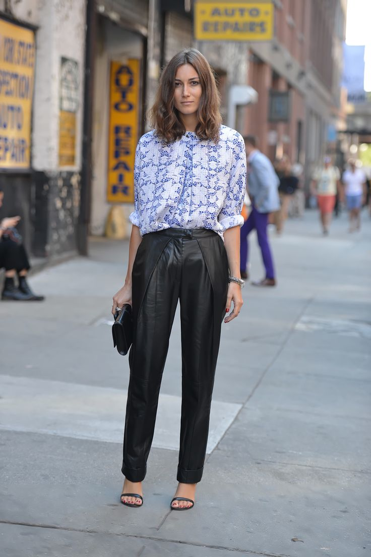 Neiman Marcus blog_leather pants