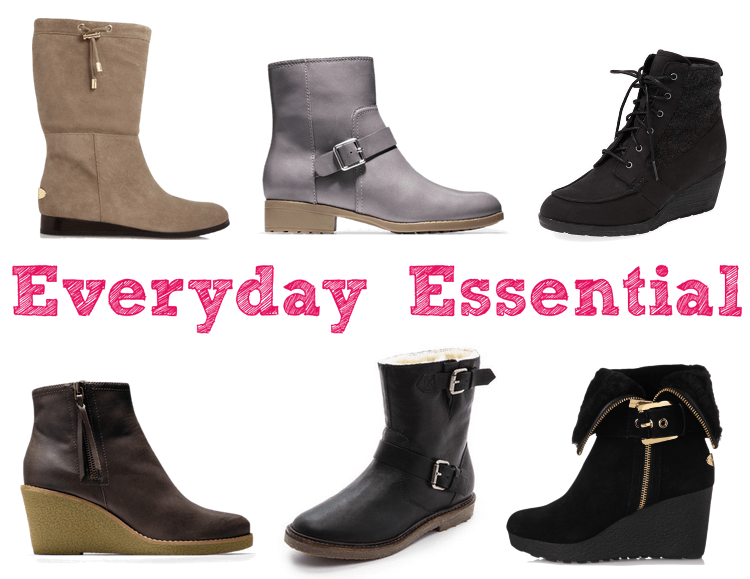 Everyday Essential Boots