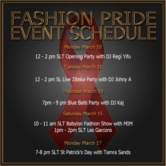 More About Fashion Pride