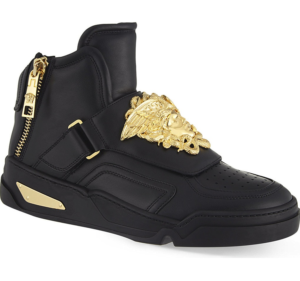 Versace Medusa Hightop