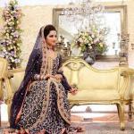 Latest Pakistani Bridal Lehanga Dresses 2013 (1)