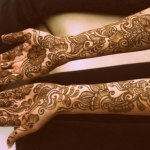 Beautiful Mehndi designs for bridal (4)