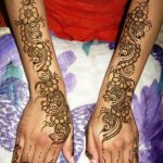 Beautiful Mehndi designs for bridal (6)