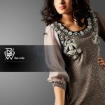Black and White Couture party wear summer collection (6)