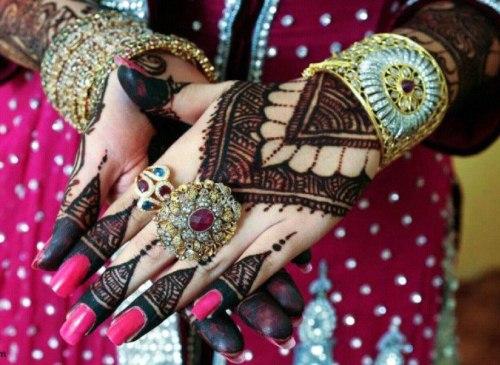 Mehndi Designs for hands (1)