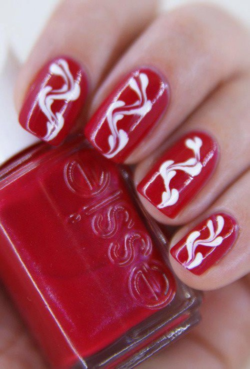 Trendy and stylish nails for girls (3)