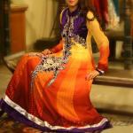 jannat nazir party wear dress collection (4)