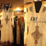 Naureen Arbab party casual dress for girls 2013 (6)