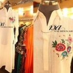 Naureen Arbab party casual dress for girls 2013 (7)