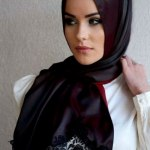 New Arabic Scarf Collection For islamic women 2013
