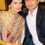 Pakistani Model Mehreen Syed Wedding With Ahmed Sheikh (3)