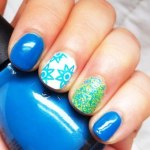 Beautiful nail designs for girls and women 2013 (8)