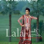 Blossom by Lala Textile Latest Eid Lawn Collection 2013 007