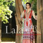 Blossom by Lala Textile Latest Eid Lawn Collection 2013 010