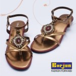 Borjan Shoes Eid Collection 2013 For Girls (6)