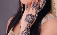 Latest Eid mehndi design collection 2013-14