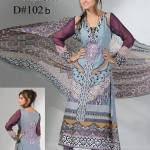 Zara Sara Latest Eid Collection 2013 By Dawood Lawns (9)
