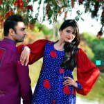 Satrangi by saqib formal wear collection 2013 for men and women (2)