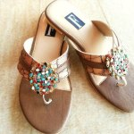 Farah and Fatima Footwear Collection 2013 Vol 2 For Girls (4)
