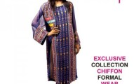 Motifz Chiffon Casual Wear Collection 2013-14 for women (5)