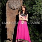 Umsha by Uzma Babar Eid ul Adha Collection 2013 (2)